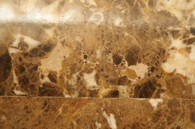 Stonecare - po tmelení a retušování
