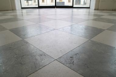 Stonecare - mramorová dlažba v původním stavu