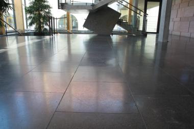 Stonecare - původní stav teracové dlažby
